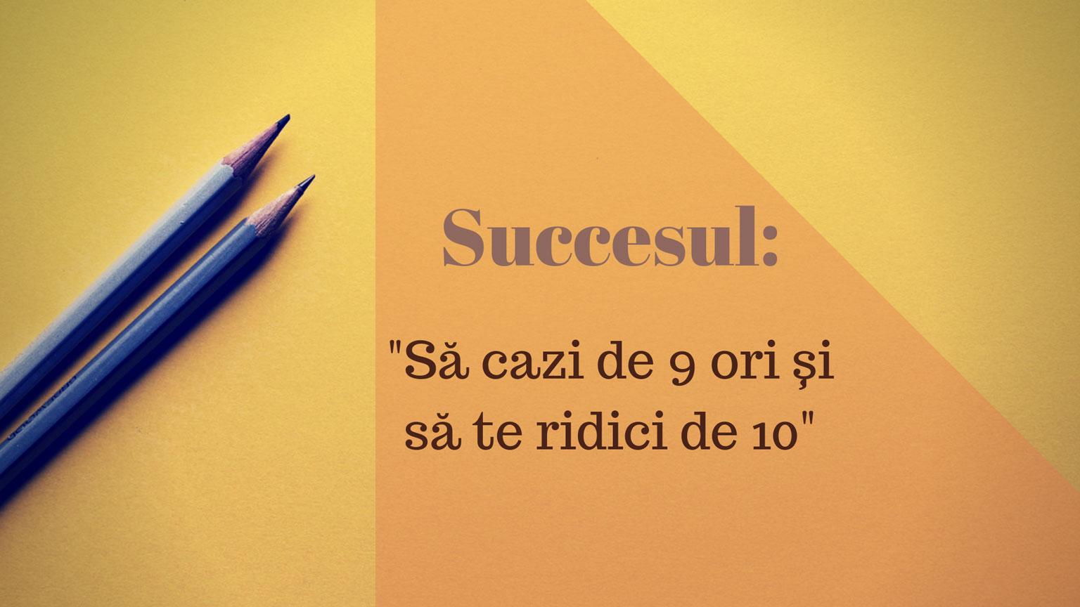 pierderi de succes studii de succes sfaturi